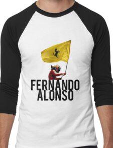 Alonso Men's Baseball ¾ T-Shirt