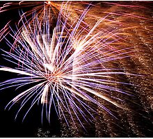 Lighted Sparks! by Susan  Chakraborty