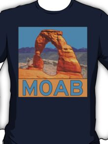 Moab Utah - Arches National Park - Delicate Arch T-Shirt