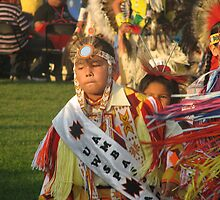 Native American Dance by Tina Hailey