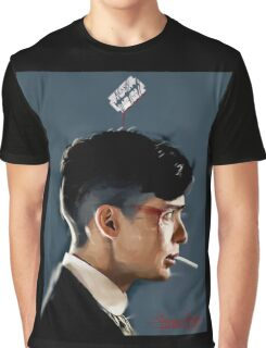 Peaky Blinders - clean background Graphic T-Shirt
