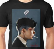 Peaky Blinders - clean background Unisex T-Shirt