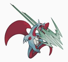 Salamence by Pokeplaza