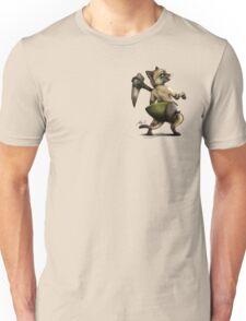 Monster Hunter : Airou cat Unisex T-Shirt
