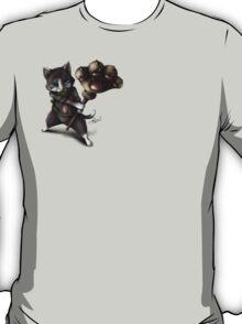 Monster Hunter : Merarou cat T-Shirt