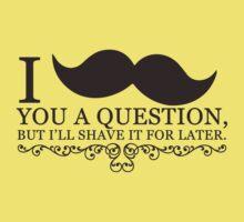Mustache Moustache Kids Clothes