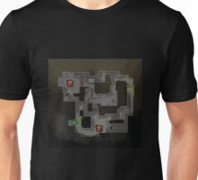 CSGO Mirage Map Unisex T-Shirt