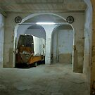 Warehouse Arches  by Beth Caird