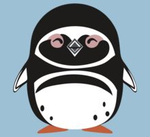 Cute: Magellanic Penguin Kids Tee