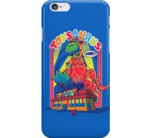 TOYSAURUS iPhone Case/Skin
