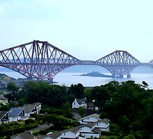 Forth Rail Bridge by Scotland2008