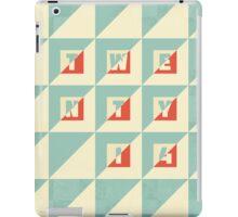 Twenty 14 iPad Case/Skin