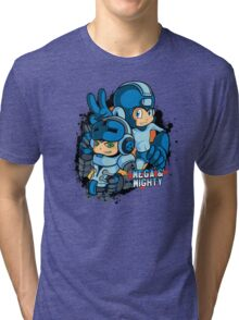 MegaMighty Tri-blend T-Shirt