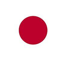 Smartphone Case - Flag of Japan III by Mark Podger