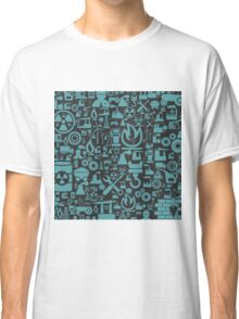 Background the industry2 Classic T-Shirt
