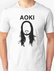 Steve Aoki (with text) Unisex T-Shirt