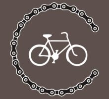 C-Chain(g) Bicycle (dark)  by KraPOW