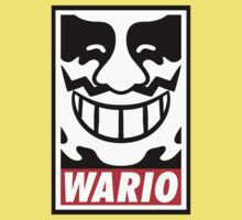 Obey Wario Kids Clothes