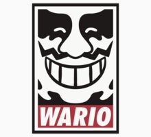 Obey Wario One Piece - Short Sleeve