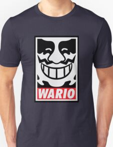 Obey Wario Unisex T-Shirt