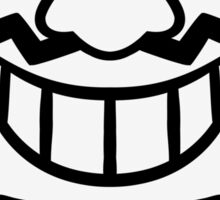 Obey Wario Sticker
