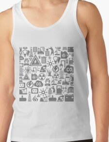 Background the industry5 Tank Top