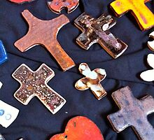 Hearts and Crosses by Revd Andy Barton
