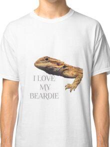 i LOVE MY BEARDIE Classic T-Shirt