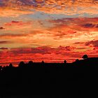 Sundown by Betty  Town Duncan