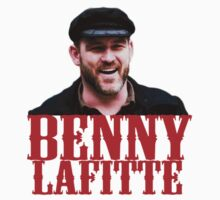 Benny Lafitte by omoriley