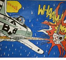 'Whaam' by BBBango