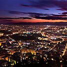 Sparkling Athens by Hercules Milas