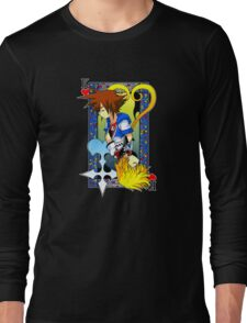 King of the Hearts Long Sleeve T-Shirt