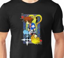 King of the Hearts Unisex T-Shirt