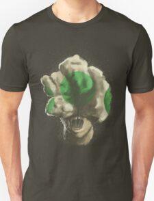 Mushroom Kingdom clicker [Green] - Mario / The Last of Us T-Shirt