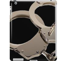 Hand Cuffs - Get matching keys shirt! iPad Case/Skin