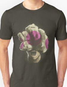Mushroom Kingdom clicker [Pink] - Mario / The Last of Us T-Shirt