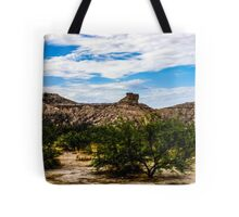 The View From My Car In Arizona 1 Tote Bag