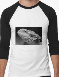 bearded dragon Men's Baseball ¾ T-Shirt