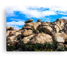 The View From My Car In Arizona 3 Canvas Print