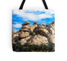 The View From My Car In Arizona 3 Tote Bag