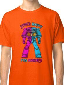 SUPER FUN MARINES. Classic T-Shirt