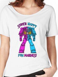SUPER FUN MARINES. Women's Relaxed Fit T-Shirt