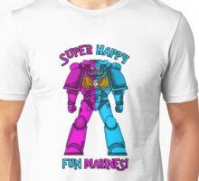 SUPER FUN MARINES. Unisex T-Shirt
