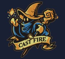 Cast Fire! Kids Clothes