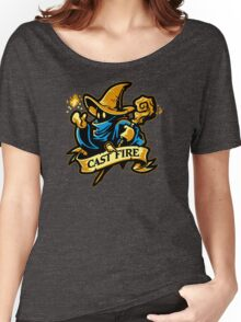 Cast Fire! Women's Relaxed Fit T-Shirt