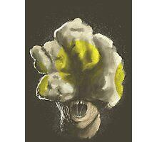 Mushroom Kingdom clicker [Yellow] - Mario / The Last of Us Photographic Print