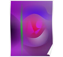 Purple Dharma Poster