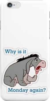 Eeyore by halamadrid