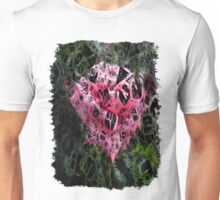 Pink Roses in Anzures 6 Letters 4 Unisex T-Shirt